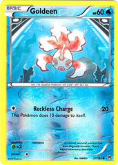Goldeen - 27/162 - Common - Reverse Holo