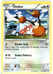 Doduo - 116/162 - Common