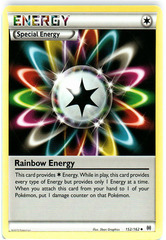 Rainbow Energy - 152/162 - Uncommon