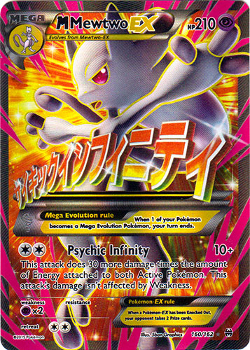 Mime 97//162 BREAKthrough Rare Mint Pokemon Card Mr
