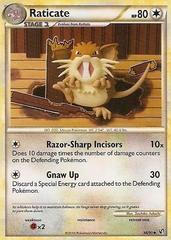 Raticate - 34/90 - Uncommon