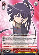 Lord's Ninja, Akatsuki - LH/SE20-E03 - RR
