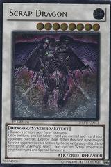 Scrap Dragon - DREV-EN043 - Ultimate Rare - 1st Edition