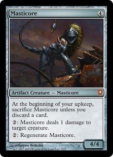Masticore - Foil