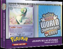 2008 World Championships Deck - Jason Klaczynski Psychic Lock Deck