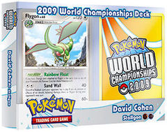Pokemon 2009 World Championships Deck - David Cohen (Stallgon)