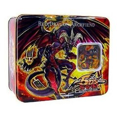 Red Dragon Archfiend 2008 Collectors Tin