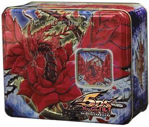 Black Rose Dragon 2008 Collectors Tin