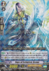 Sage of Salvation, Benon - G-CMB01/016EN - R on Channel Fireball