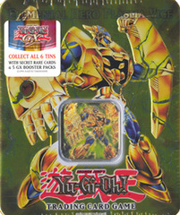 Yu-Gi-Oh 2007 Elemental Hero Plasma Vice Collectors Tin