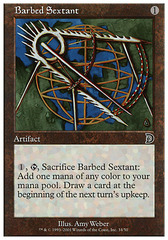 Barbed Sextant on Channel Fireball