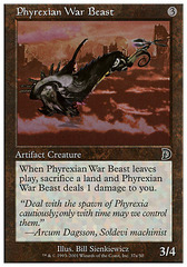 Phyrexian War Beast (37A - Propeller Right)