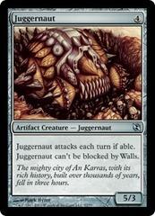 Juggernaut on Channel Fireball