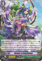 Maiden of Delphinium - PR/0226EN - PR