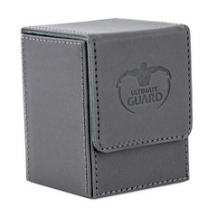 Ultimate Guard Flip Deck Case Xenoskin 100+ - Grey