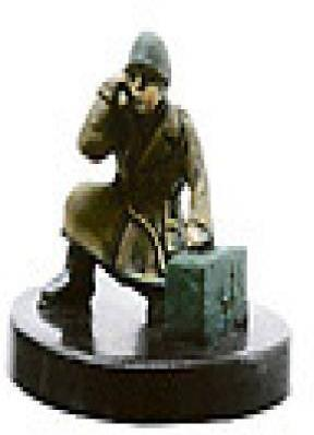 #010 Red Army Forward Observer