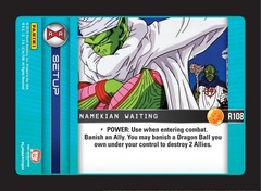 Namekian Waiting
