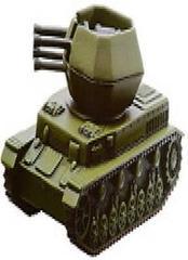 #029 Flakpanzer IV Wirbelwind