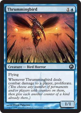 Thrummingbird