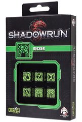 Shadowrun Decker Dice Set (6)