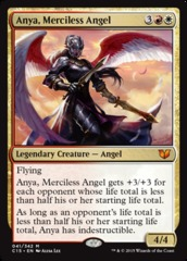 Anya, Merciless Angel on Channel Fireball