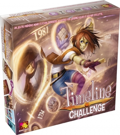 Timeline Challenge