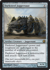 Darksteel Juggernaut - Scars of Mirrodin
