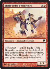 Blade-Tribe Berserkers on Channel Fireball