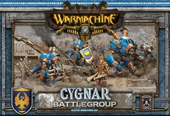 Cygnar Plastic Battlegroup