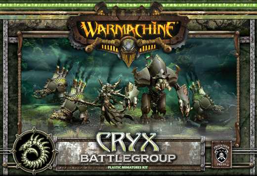 Cryx Plastic Battlegroup