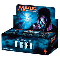 Shadows Over Innistrad Booster Box © 2016 WOC
