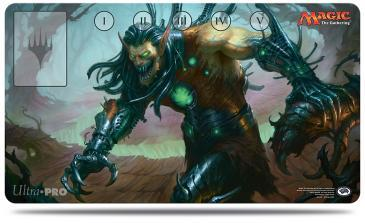 Playmat Commander Meren Magic the Gathering