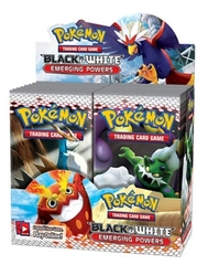 Pokemon Black & White BW2 Emerging Powers Booster Box