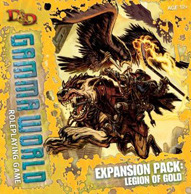 D&D Gamma World Expansion Kit: Legion of Gold