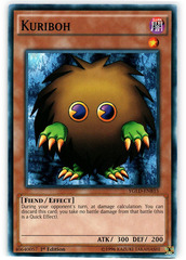 Kuriboh - YGLD-ENB15 - Common - 1st Edition
