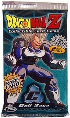 Cell Saga Limited Booster Pack