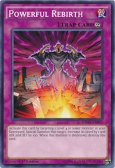 Powerful Rebirth - SDMP-EN037 - Common - 1st Edition