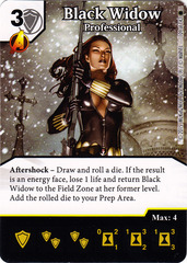Black Widow - Professional (Card Only)