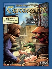 Carcassonne: Expansion 2 - Traders & Builders (2015)