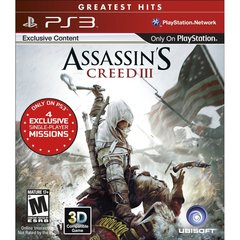Assassin's Creed III - Greatest Hits