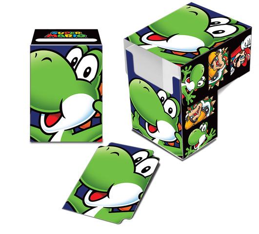 Ultra Pro Super Mario Yoshi Deck Box