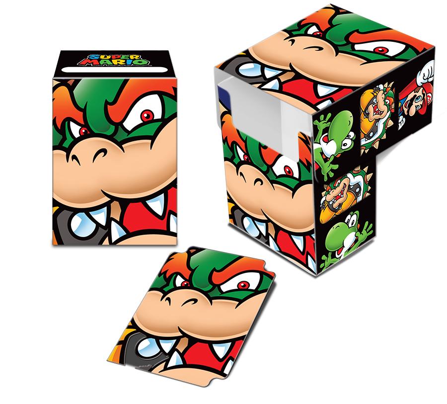 Ultra Pro Super Mario Bowser Deck Box