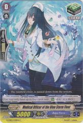 Medical Officer of the Blue Storm Fleet - G-CB02/038EN - C on Channel Fireball