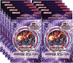 Yu-Gi-Oh Shadow Specters Special Edition Display Box