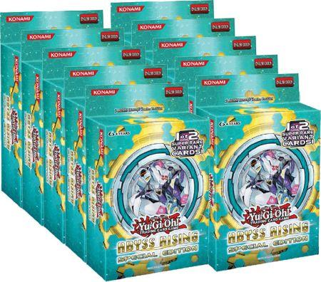 Yu-Gi-Oh Abyss Rising Special Edition Display Box