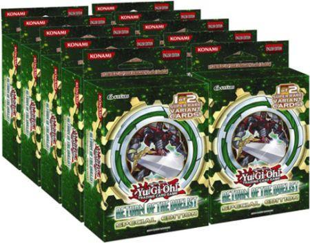 Yu-Gi-Oh Return of The Duelist Special Edition (Display of 10)