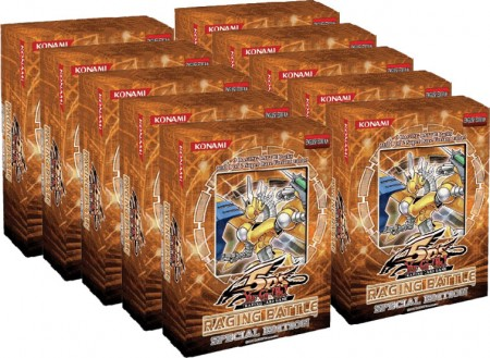 Ragining Battle Special Edition (Display of 10)