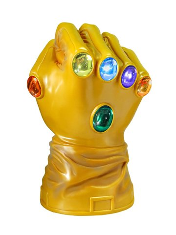 Marvel Infinity Gauntlet PX Bust Bank