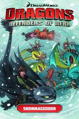 Dragons Defenders Of Berk Graphic Novel Vol 02 Snowmageddon