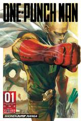 One Punch Man Gn Vol 01 (Jun158141)